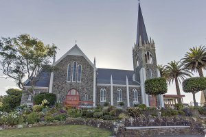St Andrew's Church New Plymouth